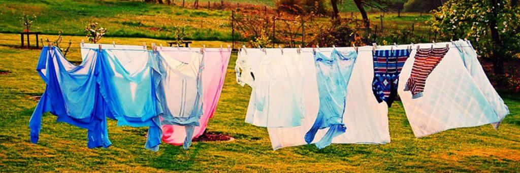 Một số mẹo hay giúp quần áo khô nhanh hơn trong mùa mưa ẩm